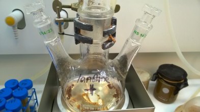 4. saponification of crude lanolin