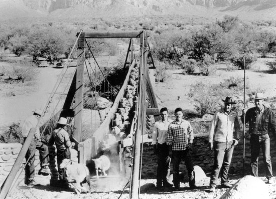 sheep bridge Arizona