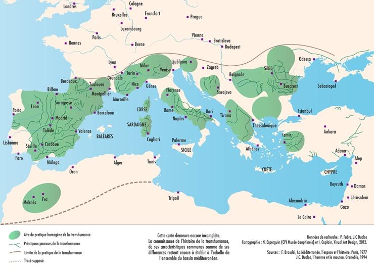 Transhumance-Mediterranee