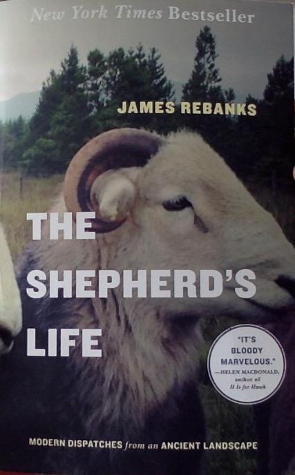 The Shepherd's Life cover
